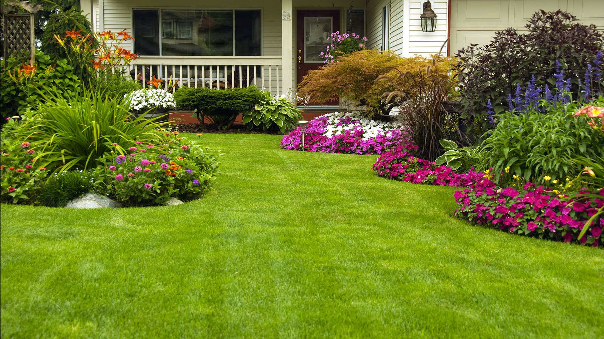 Westminster lawn care for Myers lawn and garden